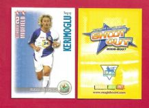 Blackburn Rovers Tugay Kerimoglu Turkey (SO07)
